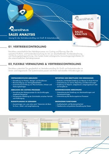 SALES ANALYSIS - VisoTech