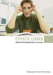 Gehirnfreundliches Lernen