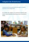 Kinderhorte der Stadt Wels - Broschüre (786 KB) - Page 6