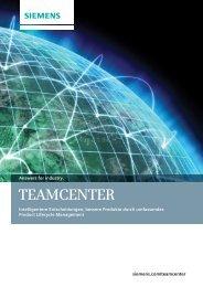 Teamcenter Overview Brochure - bytics AG