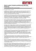 JA zur Vignette - CVP Schweiz - Page 4