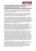 JA zur Vignette - CVP Schweiz - Page 6