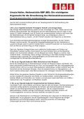 JA zur Vignette - CVP Schweiz - Page 7