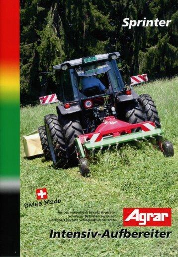 Intensiv-Aufbereiter - gvs agrar