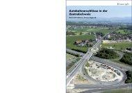 Autobahnanschlüsse in der Zentralschweiz - henauer gugler ...
