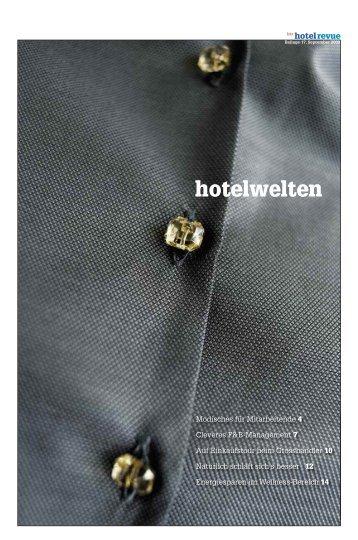 Musterseiten htr - htr hotel revue