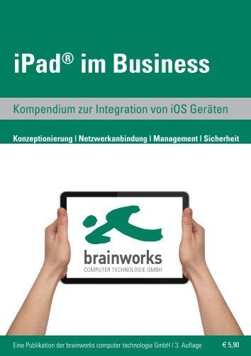 iPad im Unternehmen – Kompendium zur Integration von iOS Geräten
