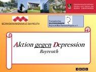 Aktion gegen Depression Bayreuth - Kommunalunternehmen ...