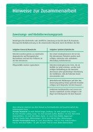 Hinweise zur Zusammenarbeit - Kantonsspital Aarau
