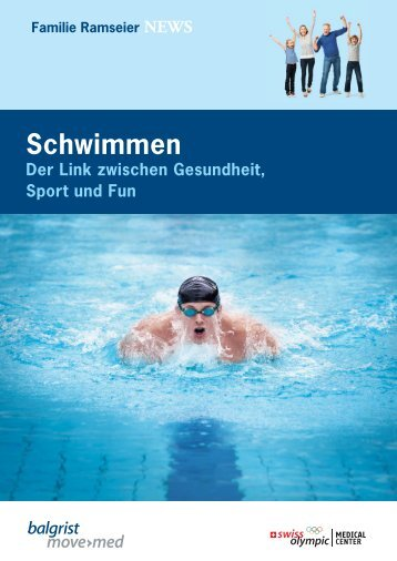 Schwimmen - Balgrist move>med