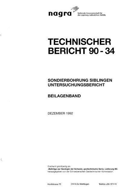 Deutsch Beilagenband (33.3 MB) - Nagra