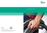 Patienteninformation (PDF, 4.4 MB) - Schweizer Paraplegiker-Gruppe
