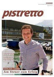 Pistretto61 / AUGUST 2013 - Pistor