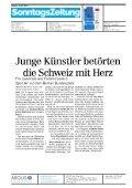 Jimy Hofer: Er spielte mit der Polit-Band ... - Pro Juventute - Page 3