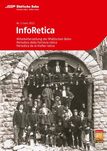 InfoRetica - RhB