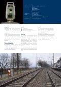 Structural-Monitoring Gleisüberwachung Rückbau ... - Schällibaum AG - Seite 2