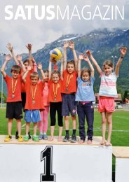 DruckEinfach.ch - SATUS - der Sportverband
