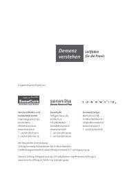 Leseprobe Teil 6 Aktivierung und andere Angebote (pdf) - Sonnweid