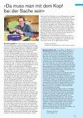 Jahresbericht 2012 - Stiftung MBF - Page 5