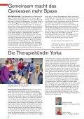 Jahresbericht 2012 - Stiftung MBF - Page 6