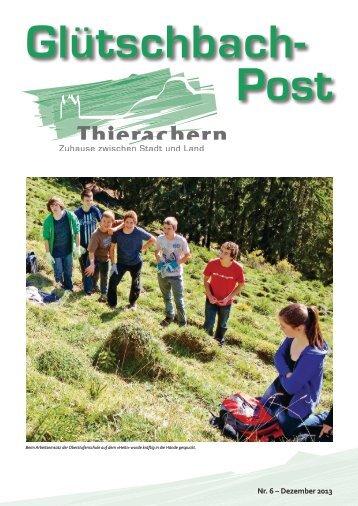 Ausgabe Dezember 2013 (pdf) - Gemeinde Thierachern