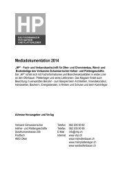 Mediadokumentation 2014 - VHP