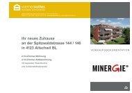Ihr neues Zuhause an der Spitzwaldstrasse 144 / 146 in 4123 ...