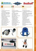 ZODIAC ZOOM BOMBARD Accessoires Accessories Accesorios ... - Page 5