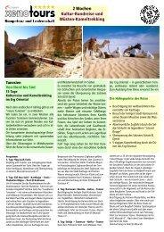 Meninx Djerba mit 3 Tagessafari_Herbst.pub - Xenotours