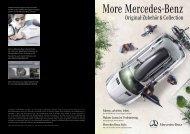 Mercedes-Benz - Abel+Ruf