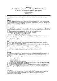 Lektoren und Lektorinnen - Die Evangelisch-altreformierte Kirche in ...
