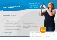 Werkstofftechniker/in - Austria Metall AG