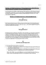 8-2-1-2 Beitrags- und Gebührensatzung FWS