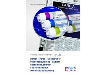 LED - ENDRES Lighting GmbH