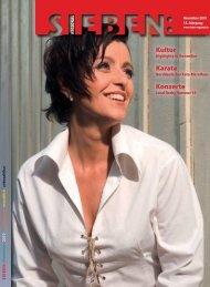 Kultur Karate Konzerte - SIEBEN:regional