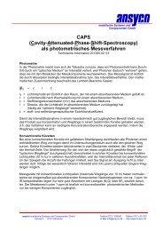 Dokument als PDF downloaden - ANSYCO Analytische Systeme ...