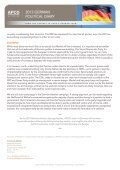 The 2013 German Federal Elections - APCO Worldwide - Page 4