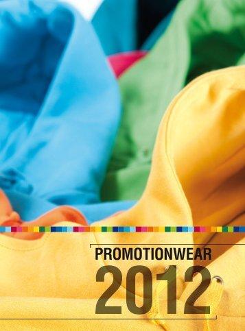 laden Sie unseren Textilkatalog - SchwerPunkt Werbung eK