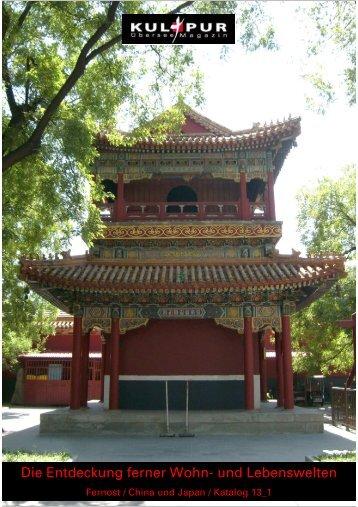 Katalog 13 Fernost China und Japan - Kultpur.com