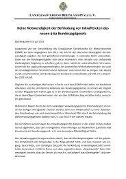 Weingut Gänz verliert auch in zweiter Instanz! - Landesjagdverband ...