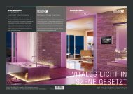 vitaLED Broschüre Download PDF - Brumberg Leuchten