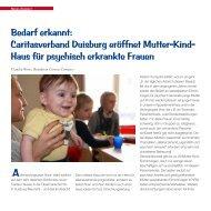 Nova-Artikel - Caritasverband Duisburg e.V.