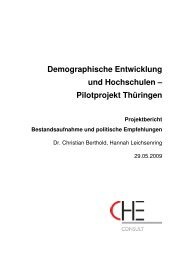 Projektbericht Thueringen Endfassung 090529.pdf - CHE
