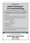 Jahresbericht 2010 - Deutsche Alpenvereinssektion Berchtesgaden - Seite 4