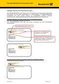 Nutzungsmöglichkeiten Premiumadress Label - BC Directgroup ... - Page 2