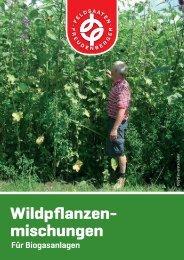 Wildpflanzen - Feldsaaten Freudenberger GmbH & Co. KG