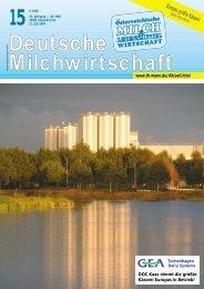 Deutsche Milchwirtschaft - GEA TDS GmbH