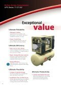 Rotary Screw Compressors UP5 Series 11-37 kW - INPAP . LV - Page 4