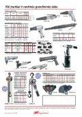 Didelės galios įrankiai - Ingersoll Rand - Page 4
