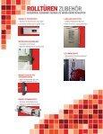 ROLLTÜREN - Halltech Maschinen Ausrüstungen - Page 3